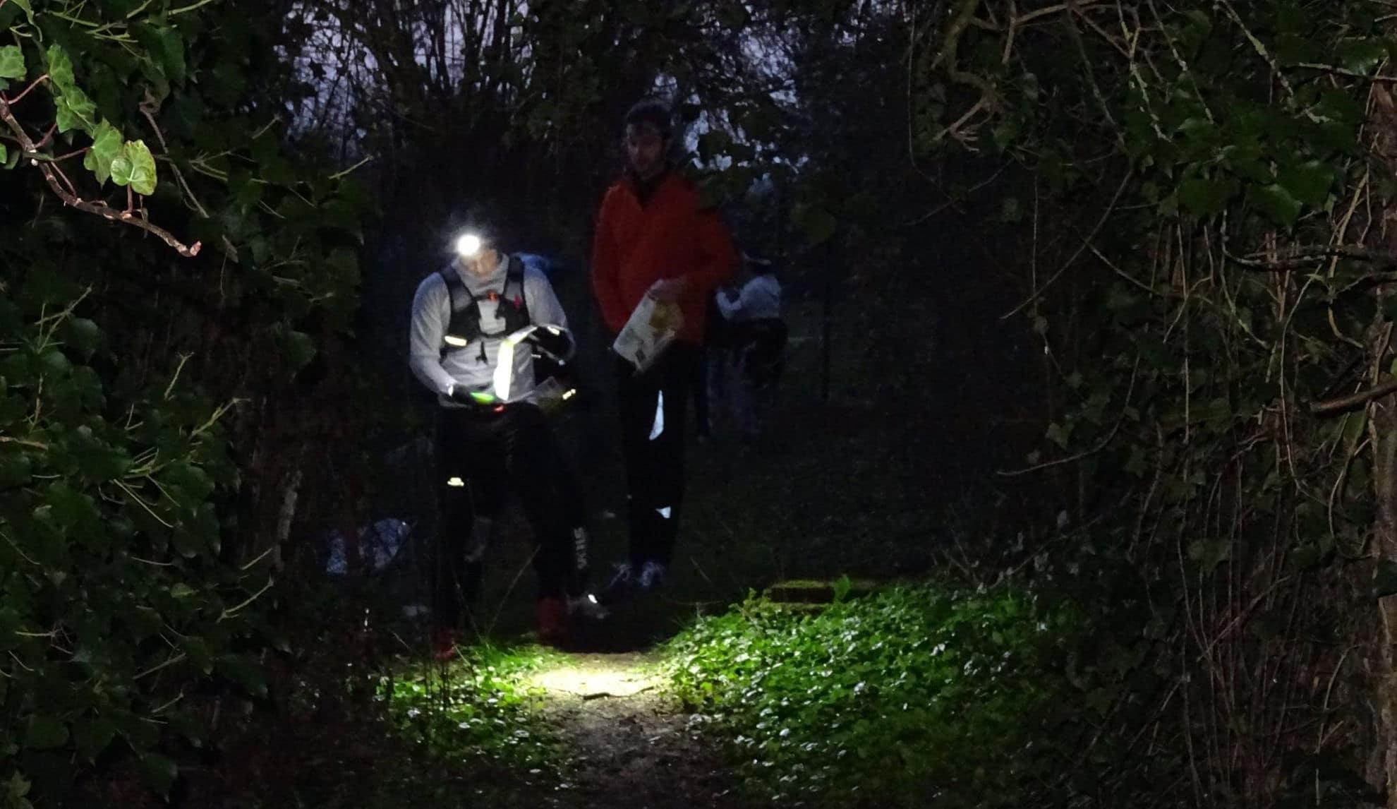 CO en forêt à l'Orient'Oise 2016